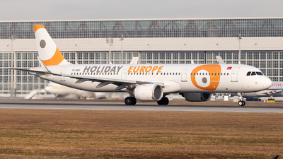 TC-OED - Airbus A321-253N - Holiday Europe