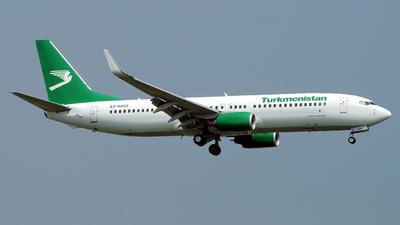 EZ-A005 - Boeing 737-82K - Turkmenistan Airlines