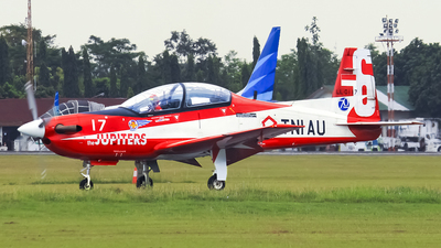 LL-0117 - KAI KT-1 Woong-Bee - Indonesia - Air Force