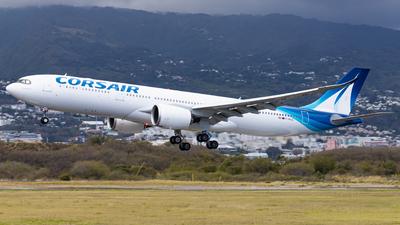 F-HHUG - Airbus A330-941 - Corsair