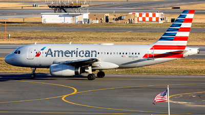 A picture of N802AW - Airbus A319132 - American Airlines - © OCFLT_OMGcat