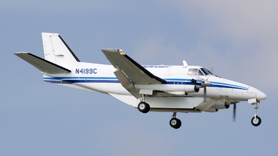 N4199C - Beech C99 Airliner - Ameriflight