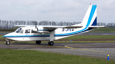 A picture of GJPEG - BrittenNorman Islander - [541] - © Dutch