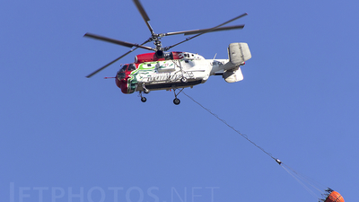 UR-CIT - Kamov Ka-32S - Turkey - Turkish Aeronautical Association