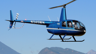N345WH - Robinson R44 Raven II - Private