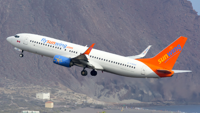 C-FWGH - Boeing 737-86J - Sunwing Airlines