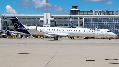 A picture of DACNK - Mitsubishi CRJ900LR - Lufthansa - © Martin Tietz