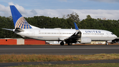 A picture of N78524 - Boeing 737824 - United Airlines - © Julio Letona