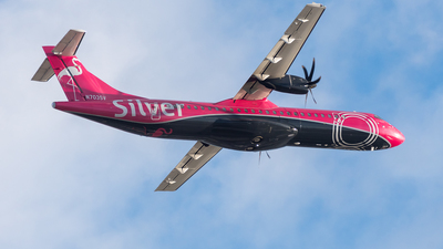N703SV - ATR 72-212A(600) - Silver Airways