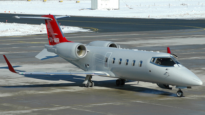 OY-MIR - Bombardier Learjet 60XR - Private