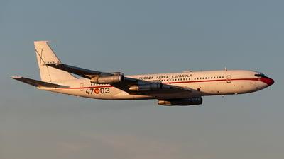 T.17-3 - Boeing 707-368C - Spain - Air Force