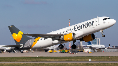 A picture of DAICA - Airbus A320212 - Condor - © Steffen Müller