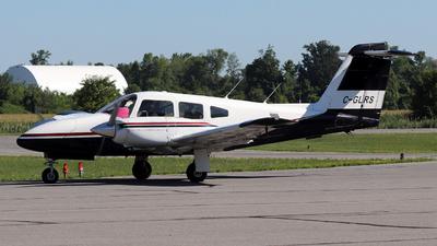 C-GLRS - Piper PA-44-180 Seminole - Cornwall Aviation