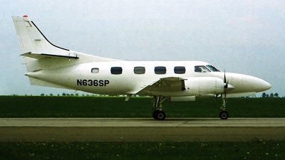 N636SP - Swearingen SA226-T Merlin IIIA - Private