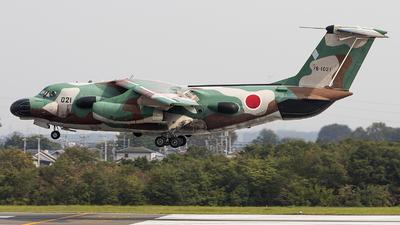78-1021 - Kawasaki EC-1 - Japan - Air Self Defence Force (JASDF)