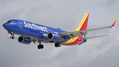 N8539V - Boeing 737-8H4 - Southwest Airlines