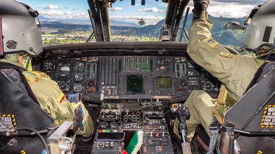 PNC-0602 - Sikorsky UH-60L Blackhawk - Colombia - Police