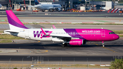 HA-LWY - Airbus A320-232 - Wizz Air