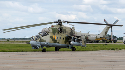 RF-92511 - Mil Mi-24P Hind F - Russia - Air Force