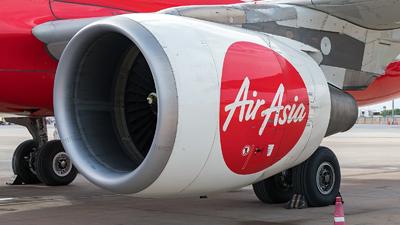 VT-MOD - Airbus A320-214 - AirAsia India