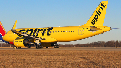 A picture of N924NK - Airbus A320271N - Spirit Airlines - © Chrisjake