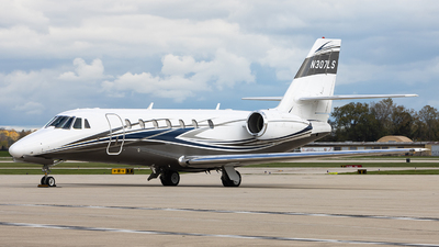 N307LS - Cessna 680 Citation Sovereign - Private