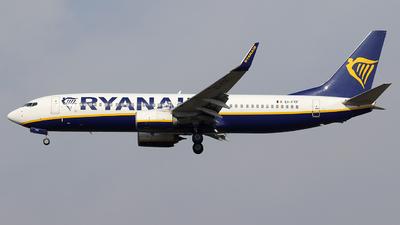 EI-FTF - Boeing 737-8AS - Ryanair