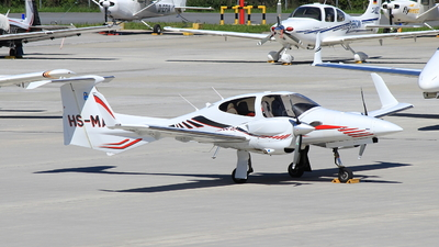 A picture of HSMAR - Diamond DA42NG Twin Star - [42185] - © Christoph Plank