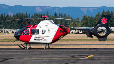N953AL - Eurocopter EC 135T2+ - Airlift Northwest
