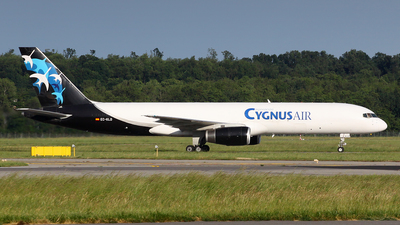 EC-KLD - Boeing 757-236(SF) - Gestair Cargo