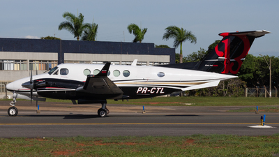 PR-CTL - Beechcraft B200 Super King Air - Private