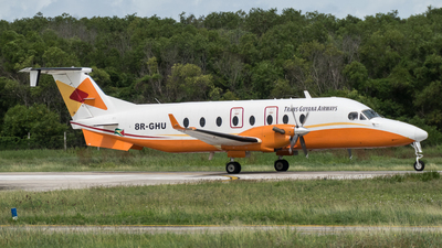 8R-GHU - Beech 1900D - Trans Guyana Airways