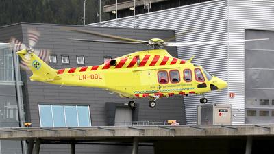 LN-ODL - Agusta-Westland AW-139 - Norsk Luftambulanse