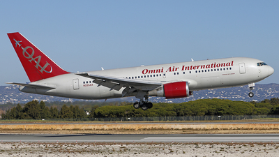 N225AX - Boeing 767-224(ER) - Omni Air International (OAI)