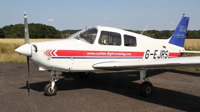 G-EJRS - Piper PA-28-161 Cadet - Carlisle Flight Training