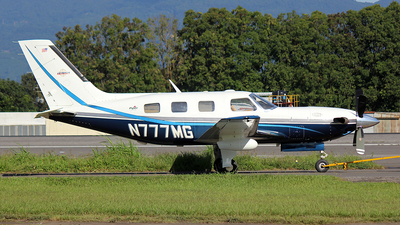 N777MG - Piper PA-46-500TP Meridian - Private