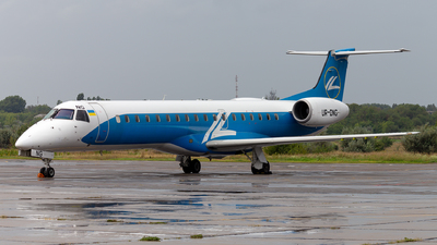 UR-DNG - Embraer ERJ-145EP - Wind Rose Aviation