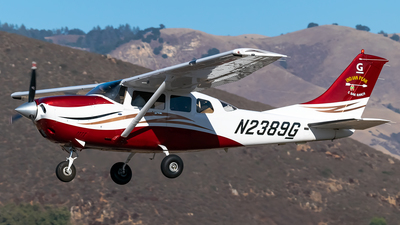 A picture of N2389G - Cessna T206H Turbo Stationair - [T20608586] - © Ricky Teteris