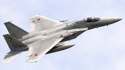02-8914 - McDonnell Douglas F-15J Eagle - Japan - Air Self Defence Force (JASDF)