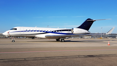 VP-BAA - Bombardier BD-700-1A10 Global 6000 - Private