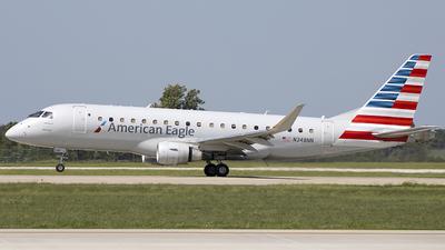 N248NN - Embraer 170-200LR - American Eagle (Envoy Air)