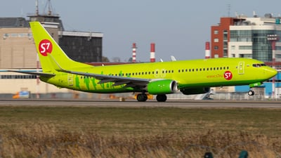 A picture of VQBVM - Boeing 7378GJ - S7 Airlines - © Alexey Perfilyev