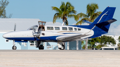 N17CK - Reims-Cessna F406 Caravan II - Private