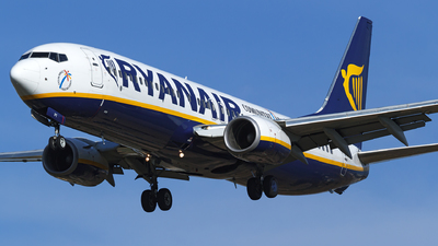 EI-DPT - Boeing 737-8AS - Ryanair