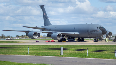 60-0344 - Boeing KC-135T Stratotanker - United States - US Air Force (USAF)