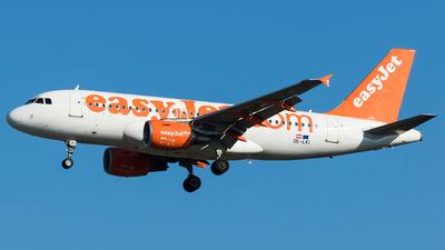 OE-LKI - Airbus A319-111 - easyJet Europe