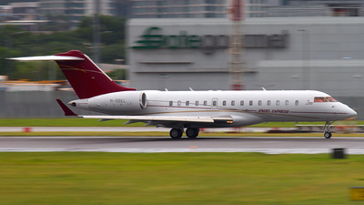 M-RSKL - Bombardier BD-700-1A10 Global Express - Angel Aviation