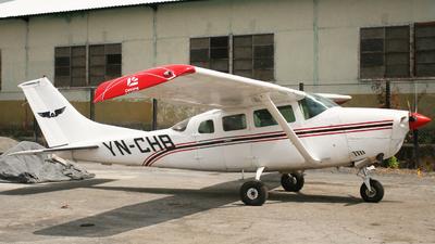 YN-CHB - Cessna 206H Stationair - Private