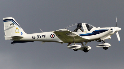 A picture of GBYWI - Grob G115E - [82144/E] - © Ian Howat