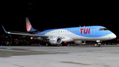 A picture of OOJVA - Embraer E190STD - TUI fly - © Marcel Schmidt
